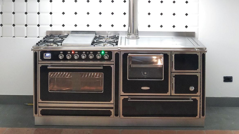 Termo Cucine Usate.Vescovi Cucine Produzione Cucine A Legna Termocucine