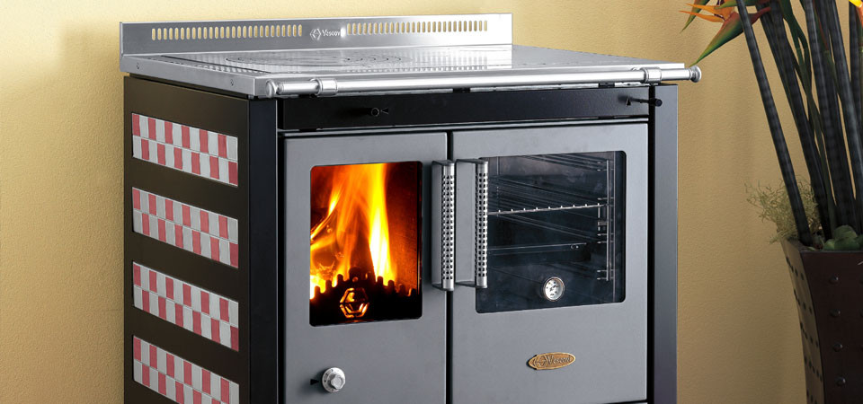 Vescovi Cucine - Produzione cucine a legna,termocucine