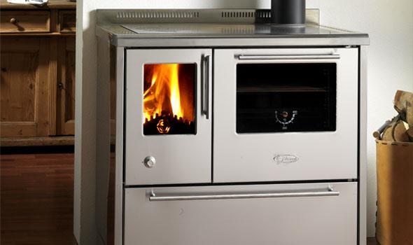Cucine a legna vescovi design per la casa for Offerte cucine trento